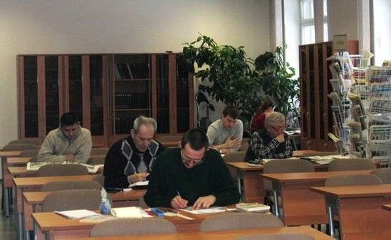 Издания трудов наших читателей в фонде библиотеки
