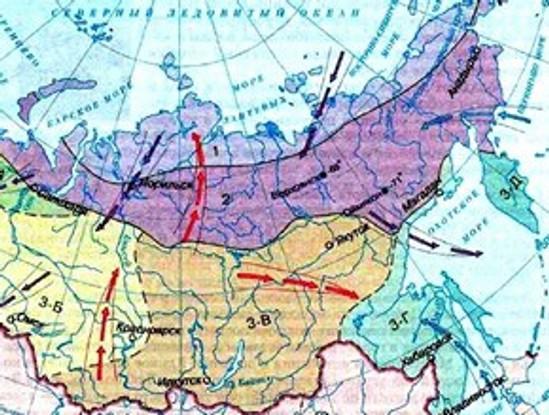 Изменение климата в Сибири и на Дальнем Востоке.  Полные тексты статей, опубликованных в 2020 г. - 19 июля