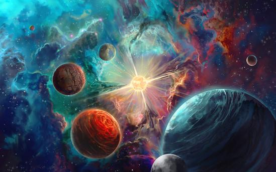 Космос: путешествие по Вселенной