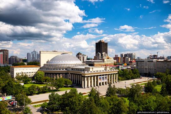 Новосибирск навсегда - 8 июля