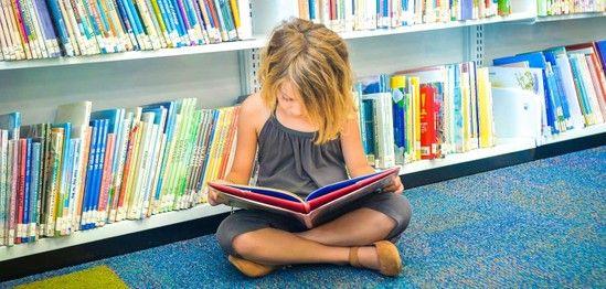 Познавательная литература для детей в Отделении